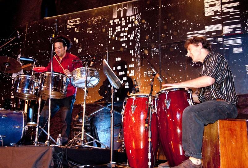 William Rodriguez & Julian in De Lomas y Sones